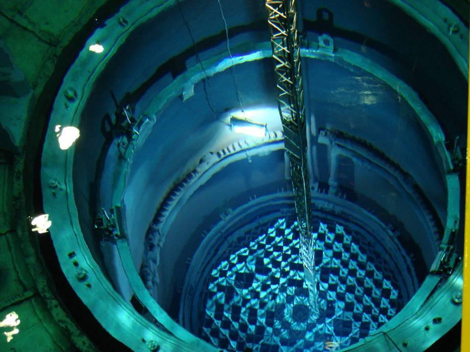 vasijadelreactorenrecarga nuclenor